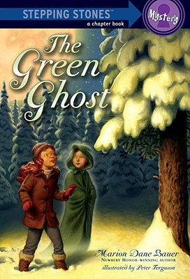 Image for The Green Ghost (A Stepping Stone Book(TM))