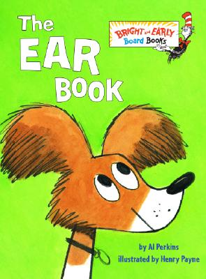 Image for The Ear Book (Bright & Early Board Books(TM))