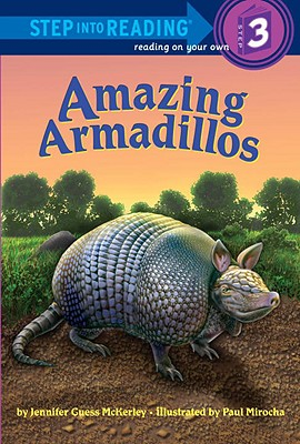 Image for Amazing Armadillos (Step into Reading)