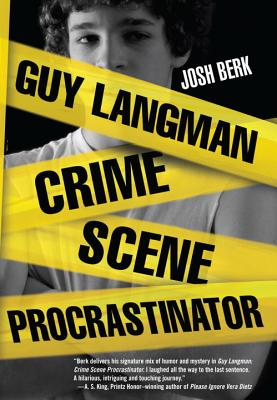 Image for Guy Langman, Crime Scene Procrastinator