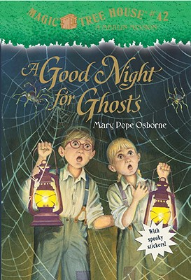 Image for Magic Tree House #14: A Good Night for Ghosts (A Stepping Stone Book(TM))