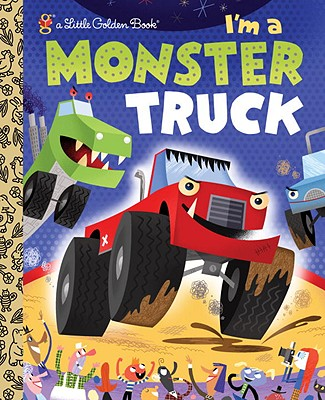 Image for I'm A Monster Truck