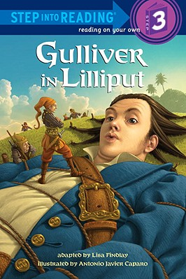 Gulliver in Lilliput (Step into Reading), Lisa Findlay