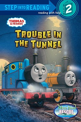 Image for Trouble in the Tunnel (Thomas & Friends) (Step into Reading)