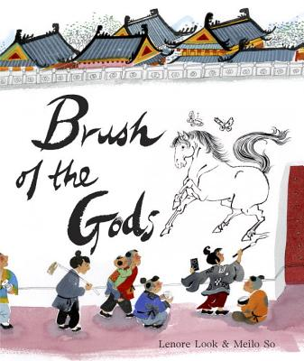 Image for Brush of the Gods