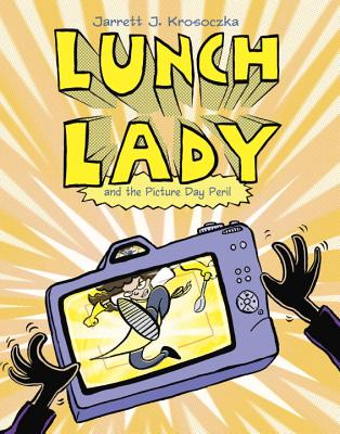 Image for Lunch Lady and the Picture Day Peril: Lunch Lady #8