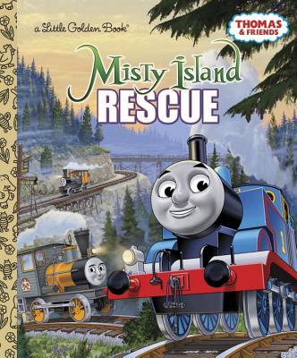 Misty Island Rescue (Thomas & Friends) (Little Golden Book), Awdry, Rev. W.