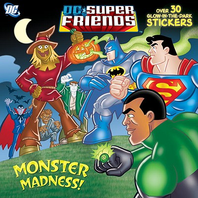 Image for Monster Madness! (DC Super Friends) (Pictureback(R))