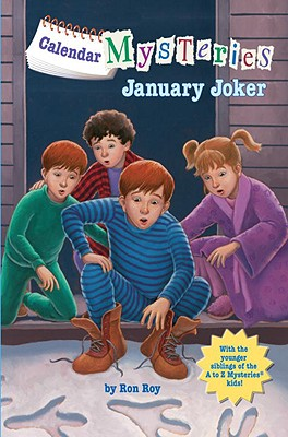 Image for Calendar Mysteries #1: January Joker (A Stepping Stone Book(TM))