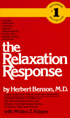 Image for Relaxation Response, The