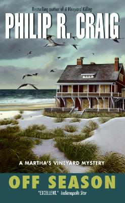 Image for OFF SEASON : A MARTHA'S VINEYARD MYSTERY