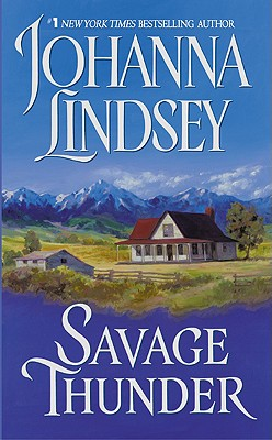 Savage Thunder (Wyoming-Western Series), Lindsey, Johanna