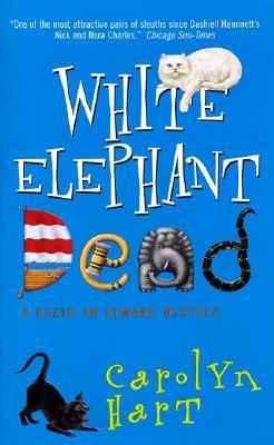 White Elephant Dead:: A Death on Demand Mystery (Death on Demand Mysteries (Paperback)), CAROLYN HART