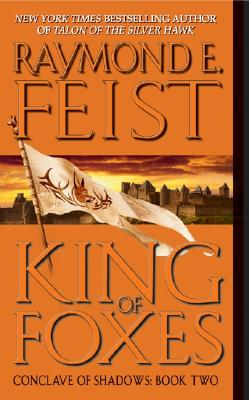 Image for King of Foxes (Conclave of Shadows, Book 2)