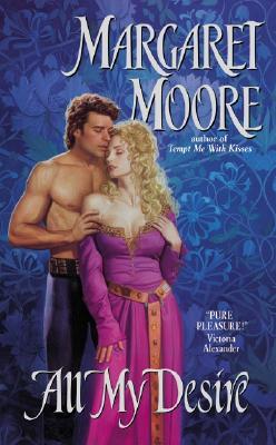 All My Desire (Avon Romance), Margaret Moore
