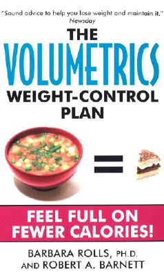 The Volumetrics Weight-Control Plan, Barbara Rolls
