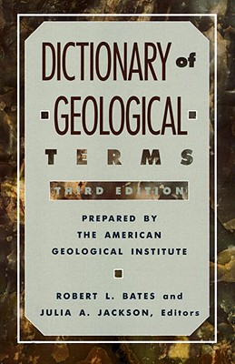 Image for Dictionary of Geological Terms (Third Edition)