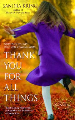 Image for Thank You for All Things