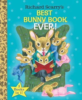 Image for BEST BUNNY BOOK EVER