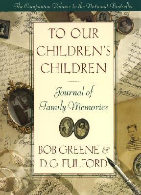 Image for To Children's Children Journal
