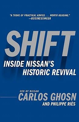 Image for SHIFT : INSIDE NISSAN'S HISTORIC REVIVAL