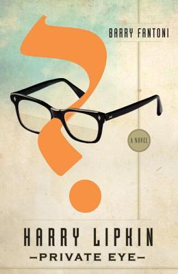 Harry Lipkin, Private Eye: A Novel, Barry Fantoni