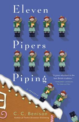 Image for Eleven Pipers Piping