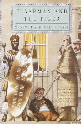 Flashman and the Tiger, Fraser, George MacDonald
