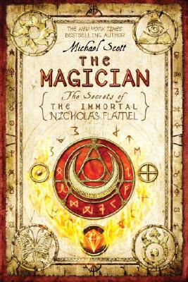 Image for The Magician (The Secrets of the Immortal Nicholas Flamel #2)