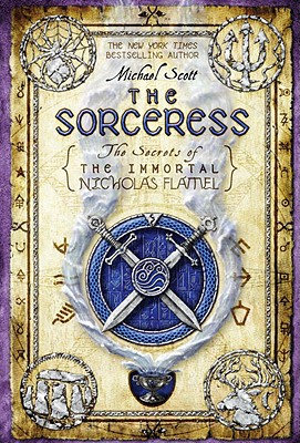 Image for SORCERESS, THE THE SECRETS OF THE IMMORTAL NICHOLAS FLAMEL BK3