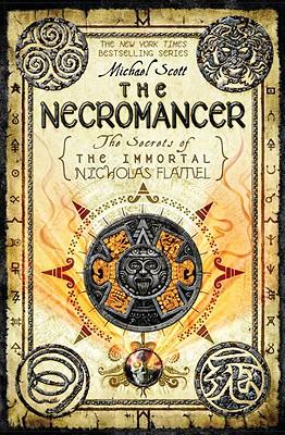 Image for NECROMANCER, THE THE SECRETS OF THE IMMORTAL NICHOLAS FLAMEL BK4