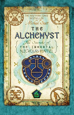 THE ALCHEMYST, Scott, Michael