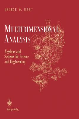 Image for Multidimensional Analysis: Algebras and Systems for Science and Engineering