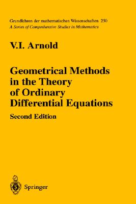 Geometrical Methods In The Theory Of Ordinary Diff