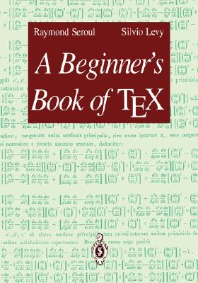 Image for A Beginner's Book of Tex