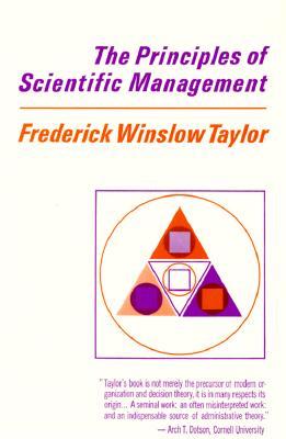 Image for PRINCIPLES OF SCIENTIFIC MANAGEMENT