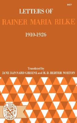Image for Letters of Rainer Maria Rilke, 1892-1910 and 1910-1926 (2 volumes)