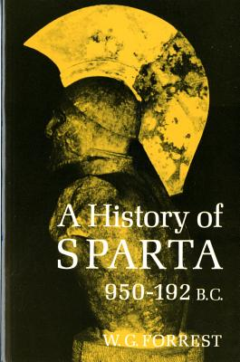 Image for A History of Sparta, 950-192 B. C.