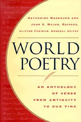 Image for World Poetry: An Anthology of Verse from Antiquity to Our Time