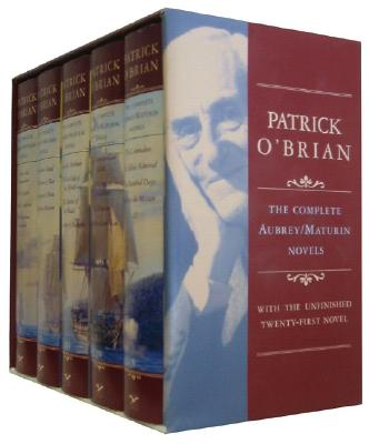 Image for THE COMPLETE AUBREY / MATURIN NOVELS IN 5 VOLUMES