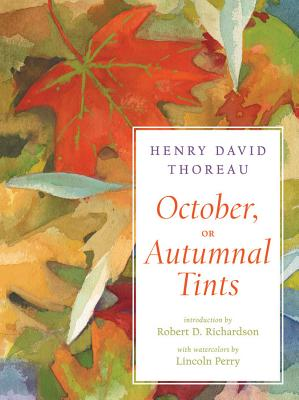 Image for October, or Autumnal Tints