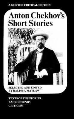 Image for Anton Chekhov's Short Stories (Norton Critical Editions)