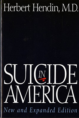 Image for SUICIDE IN AMERICA