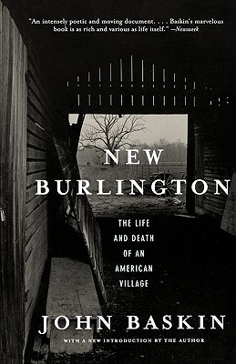 Image for New Burlington: the Life and Death of an American Village
