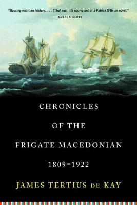 Image for Chronicles of the Frigate Macedonian, 1809-1922