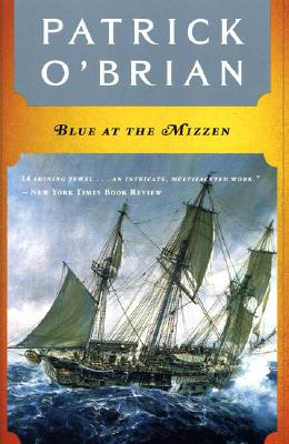 Image for BLUE AT THE MIZZEN
