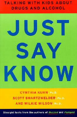 Image for JUST SAY KNOW