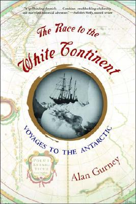 Image for RACE TO THE WHITE CONTINENT