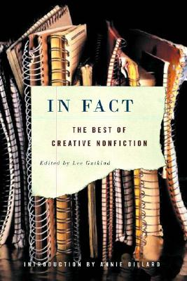 Image for In Fact: The Best of Creative Nonfiction