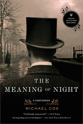 Image for MEANING OF NIGHT, THE A CONFESSION